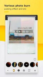 PolyCam-Vintage filteri, efekt estetskog curenja