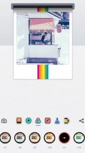 Lomo Pola Cam - Retro analogni filmski filtri