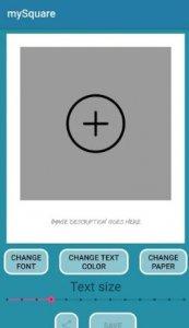 mySquare - Instant fotografije, vintage filteri