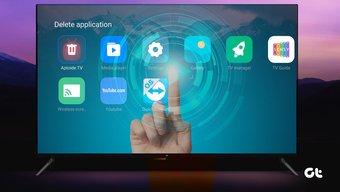 Kako instalirati aplikacije i trgovinu aplikacija na Xiaomi Mi Tv 4