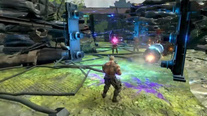 Contra Returs - Novi prikolica i datum izlaska Contra: Rogue Corps 1