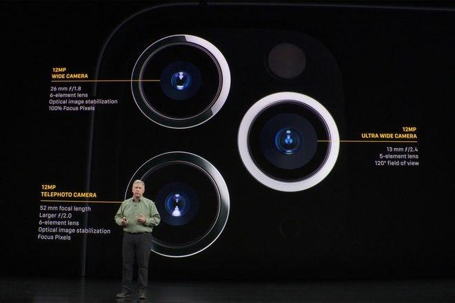 Apple Fotoaparati iPhone 11 Pro objasnili su: Zašto tri i što svaki radi? 1