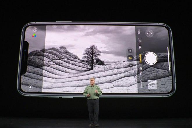 Apple Fotoaparati iPhone 11 Pro objasnili su: Zašto tri i što svaki radi? 2