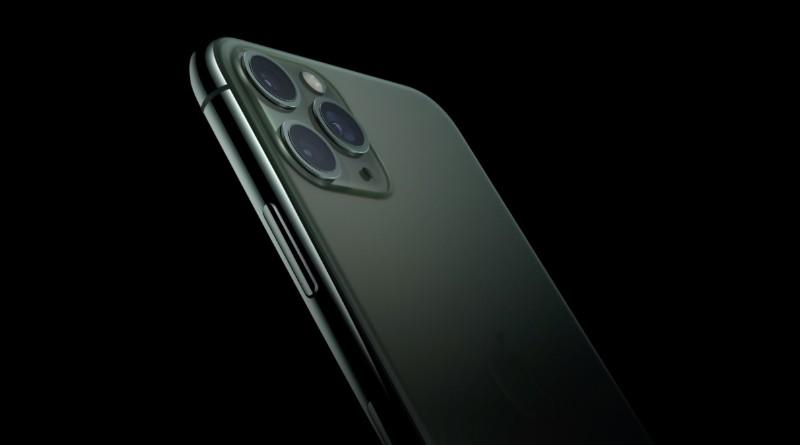 iPhone 11 Pro u crnoj boji