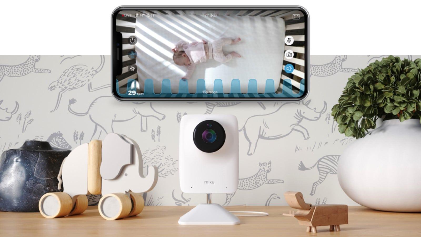 miku baby monitori