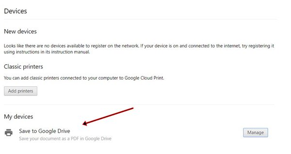 Spremite dokument na Google pogon