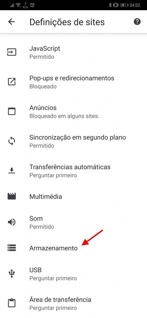 Savjet: Kako očistiti Chrome na Androidu tako što očistite Chrome 3