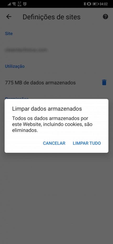 Savjet: Kako očistiti Chrome na Androidu tako što očistite Chrome 6