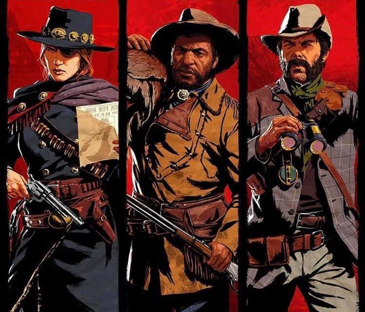 Internetski kolekcionar Red Dead