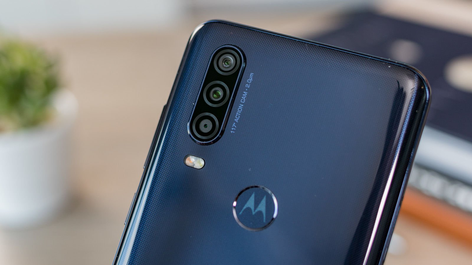 Fotoaparati Motorola One Action