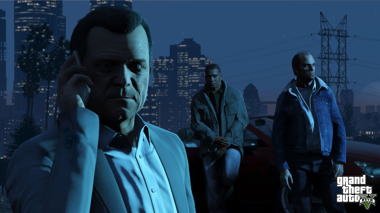 Novi pokretač igre Rockstar čini GTA5 uvijek online