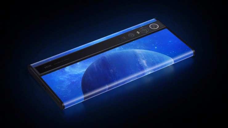 Xiaomi Mi MIX Alpha straga