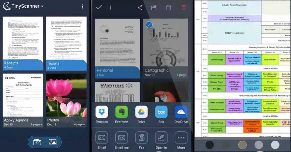 10 najboljih aplikacija za Android skener 2019. godine Spremite dokumente kao PDF 5