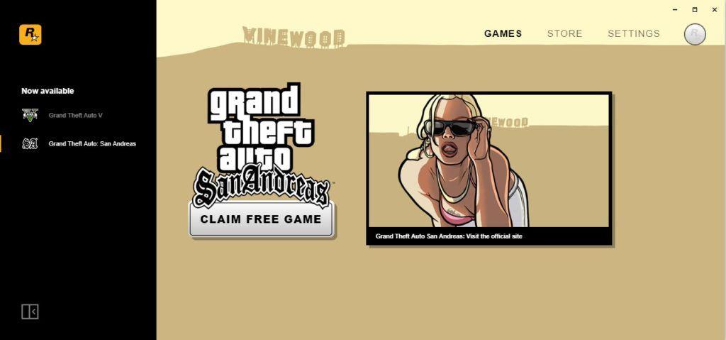 Besplatno GTA San Andreas