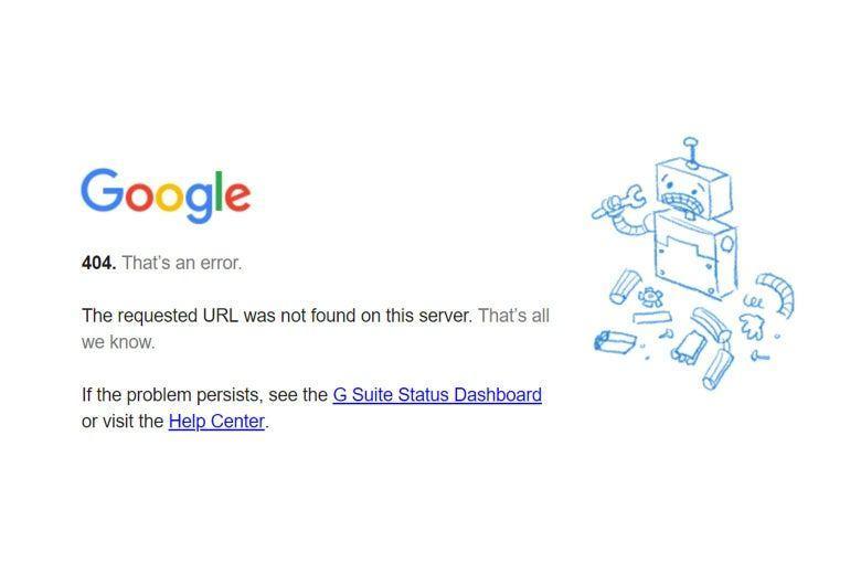 Često web stranica može biti dotrajala ili nestabilna