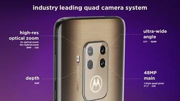 Motorola lansira One Zoom, a Moto E6 Plus na IFA 2019 1