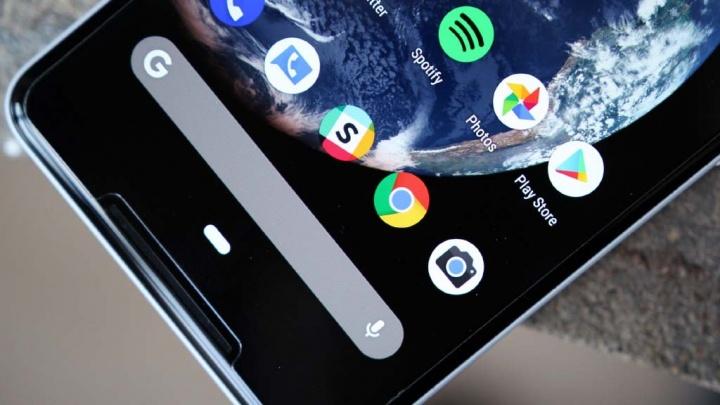 Čišćenje prostora Android Chrome