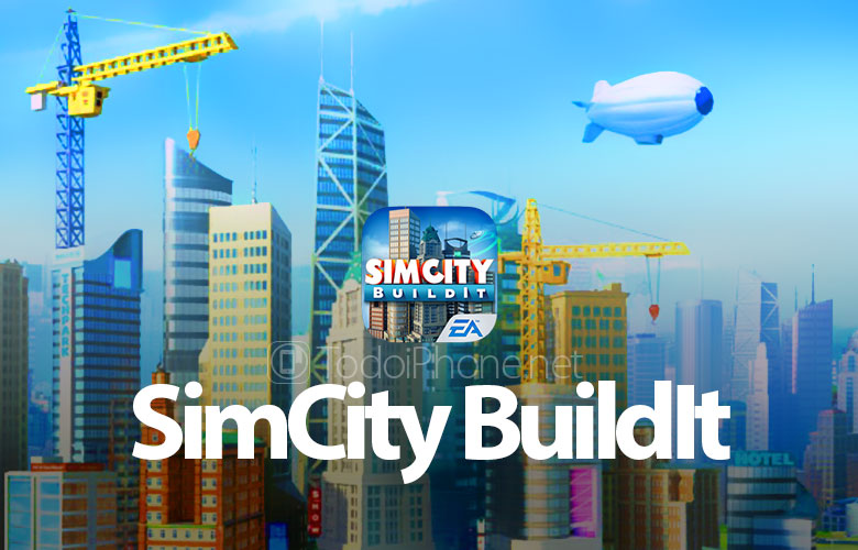 SimCity BuildIt je sada dostupan za iPhone i iPad 1