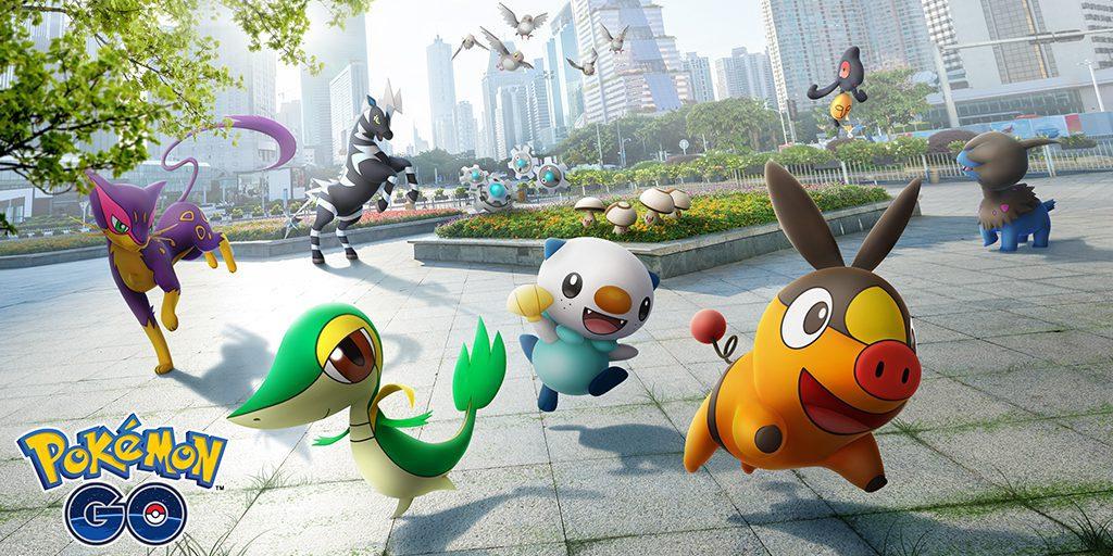 Svijet Pokémona GO proširuje se Pokémonom koji je izvorno otkriven u regiji Teselia!