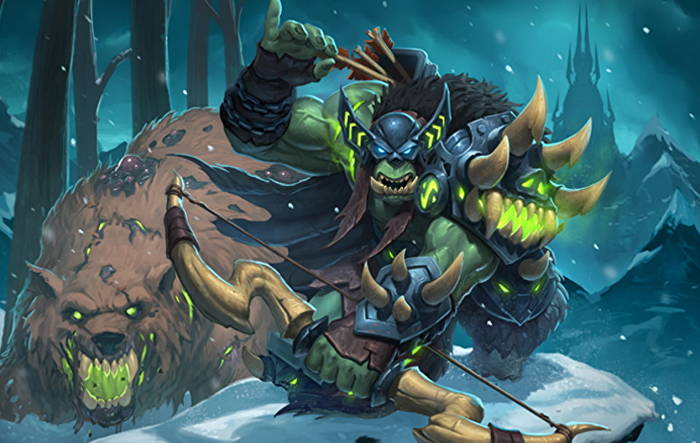 Tavern svađa vraća Deathstalker Rexxar i Build-a-Beast 1