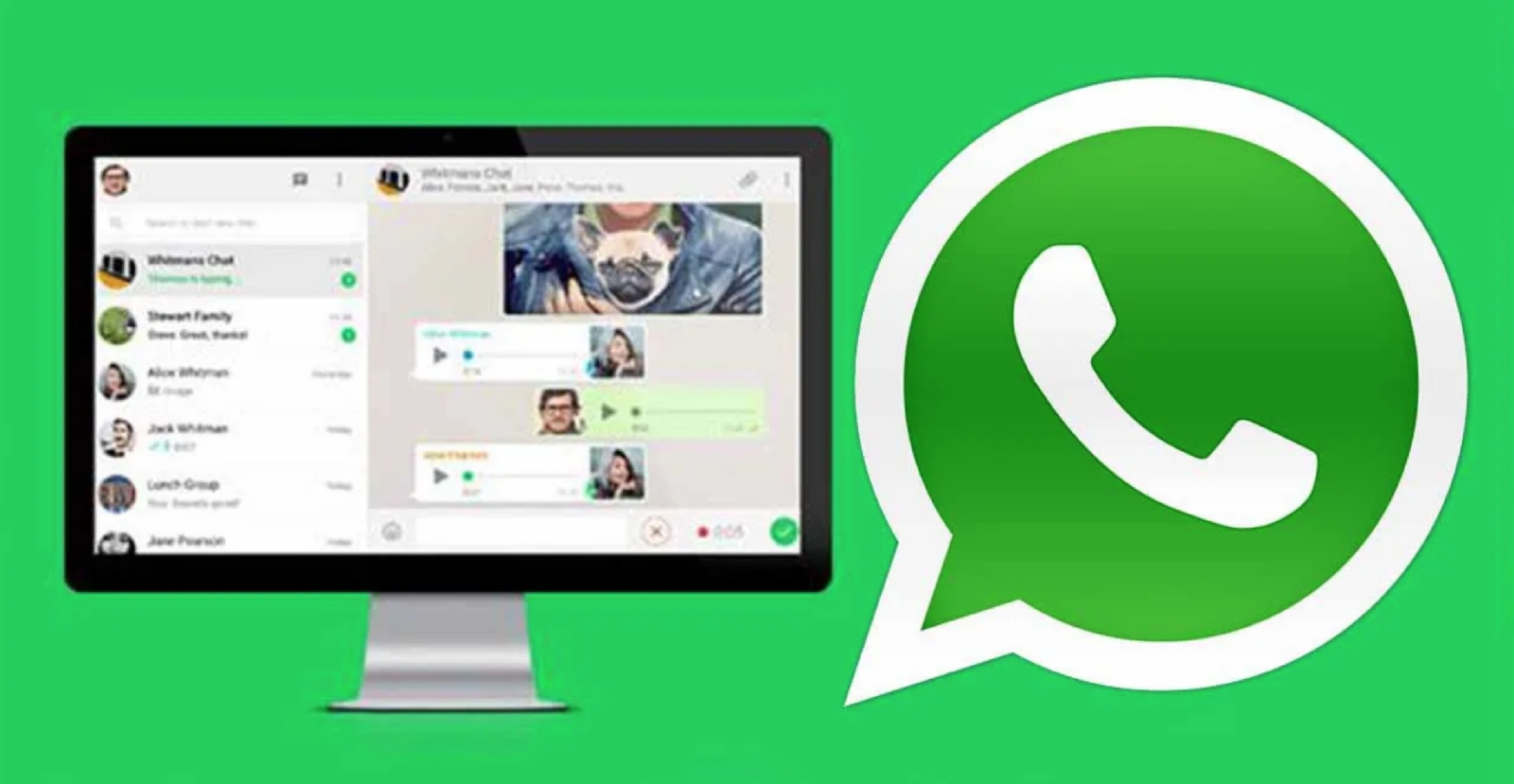 WhatsApp web će uskoro pokrenuti nove funkcije 1