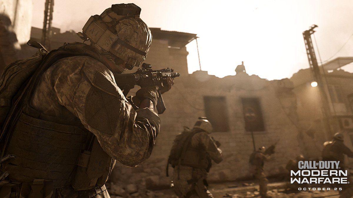 ? ▷ Zemaljski rat sa 64 igrača potvrdio je za beta verziju Modern Warfare-a 1