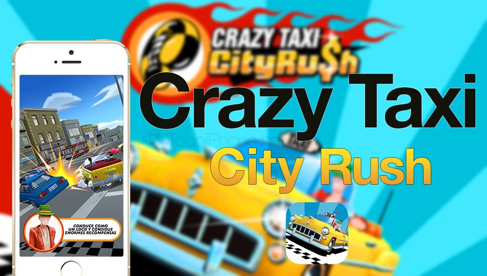 Ludi taksi: City Rush, novo od SEGA-e na App Storeu 1