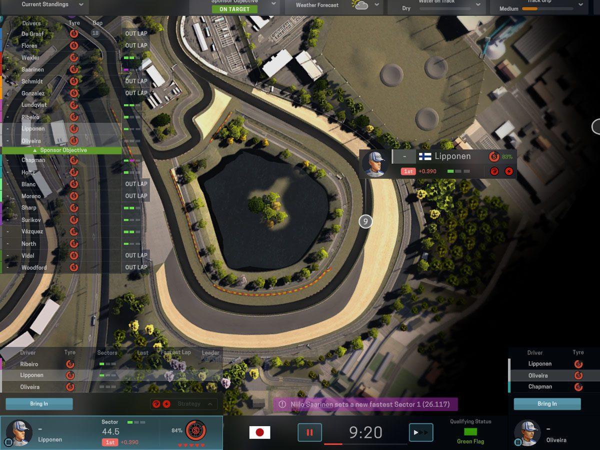 Recenzija Motorsport Managera: imerzivni, ovisnički F1 sim 1