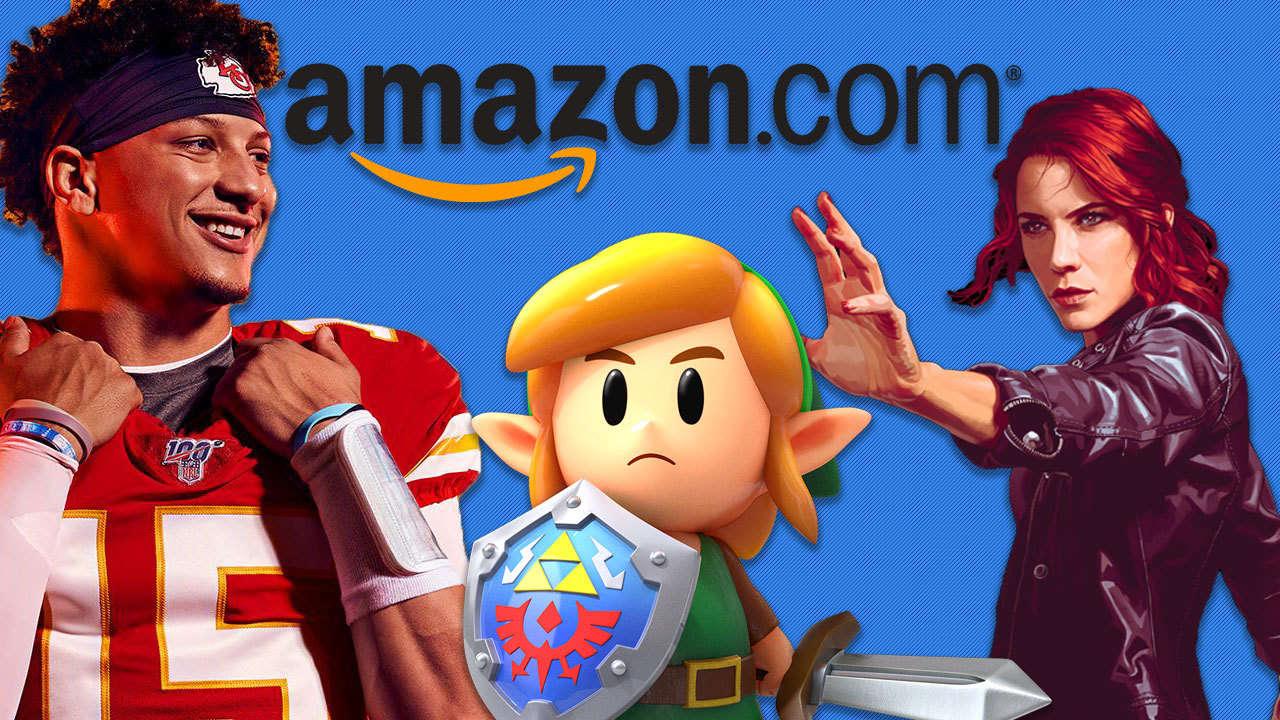 Zelda: Buđenje veze uključeno je u najnovije Amazon Ponuda (SAD) 1