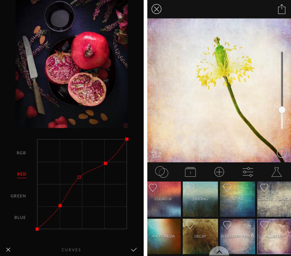 Aplikacije za fotografije