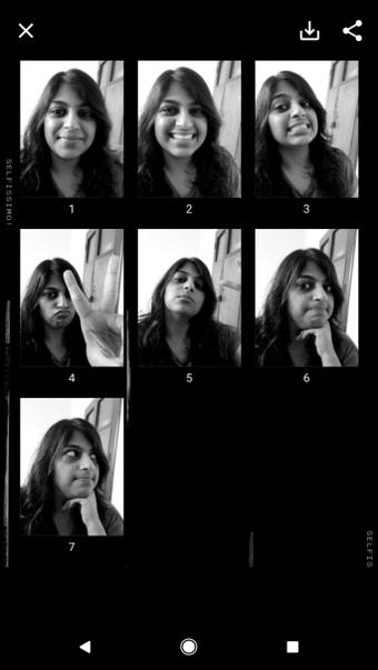 Kako se koriste Googleove aplikacije za fotografije i fotografije Selfissmo 6