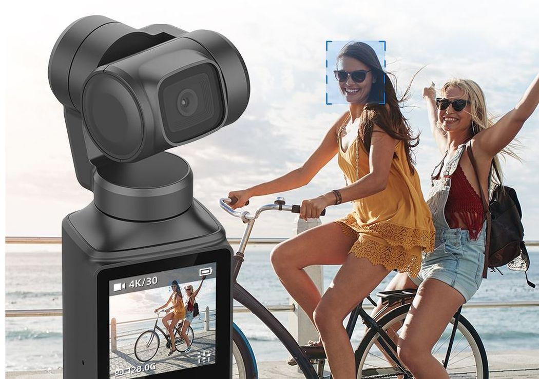 FIMI PALM Prvi pregled: Pocket 4K Gimbal kamera za 150 USD
