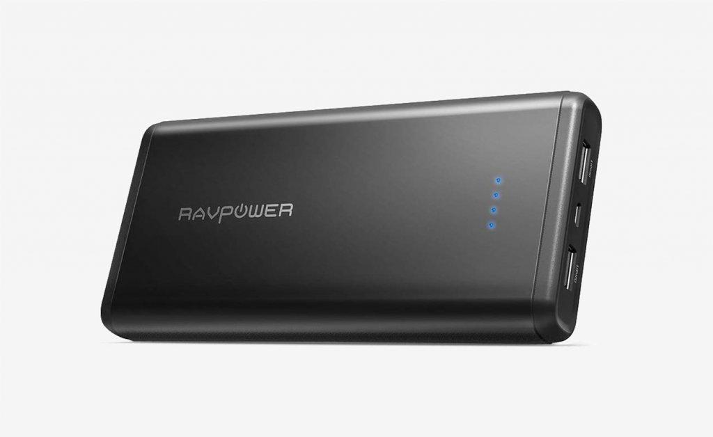 RAVPower prijenosna snaga 20.000 mAh