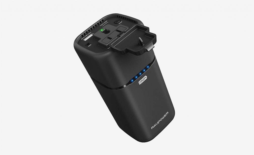 Vanjski paket baterija RAVPower AC utičnice