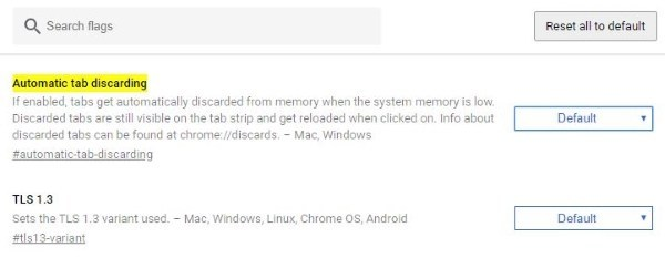 Kartice Chrome osvježavajuće - što učiniti 1