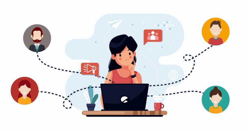 Kako dosegnuti ciljnu publiku na mreži