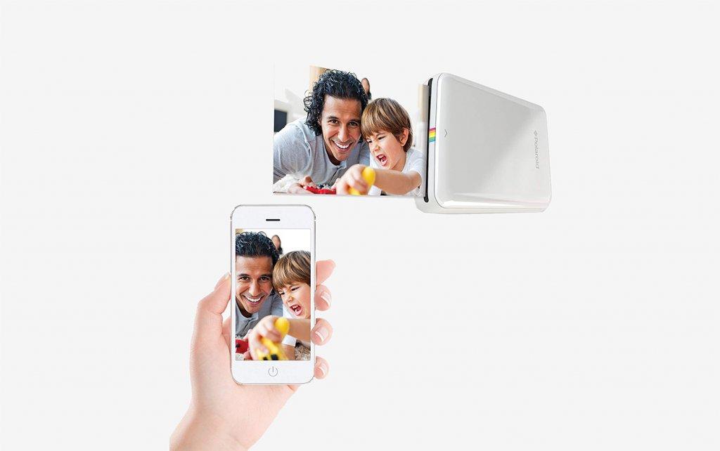 Aplikacija Polaroid ZIP i pametni telefon