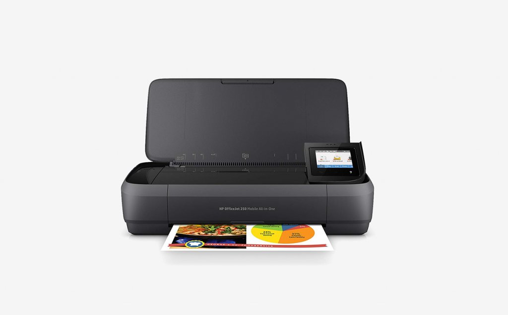 HP OfficeJet 250 prijenosni pisač All-in-One