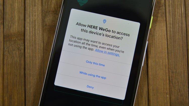 Gledanje novog Androida 11 3