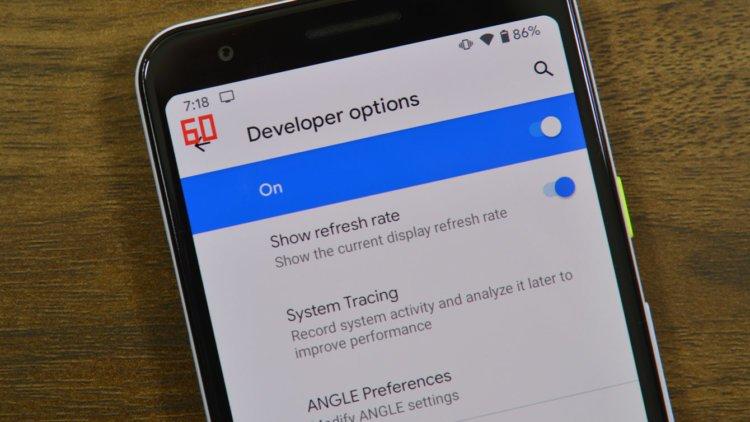 Gledanje novog Androida 11 2