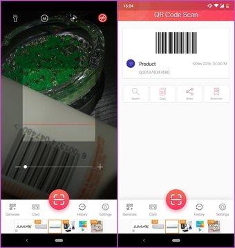 SeverMitja » QR koda na vizitkah