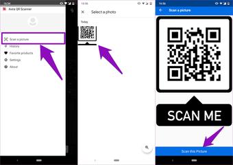 Programi za skeniranje qr-kode za android - Programske