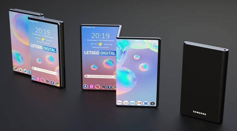 - thinks Samsung razmišlja o tome smartphones utrostručiti, ali kažu da svijet još nije spreman »- 1