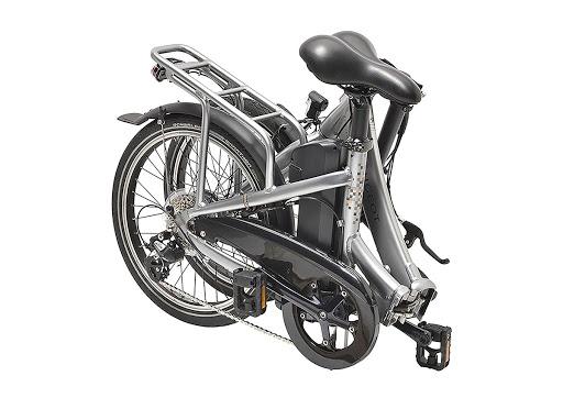 Peugeot eF02: električni bicikl koji se savija 6 sekundi 1