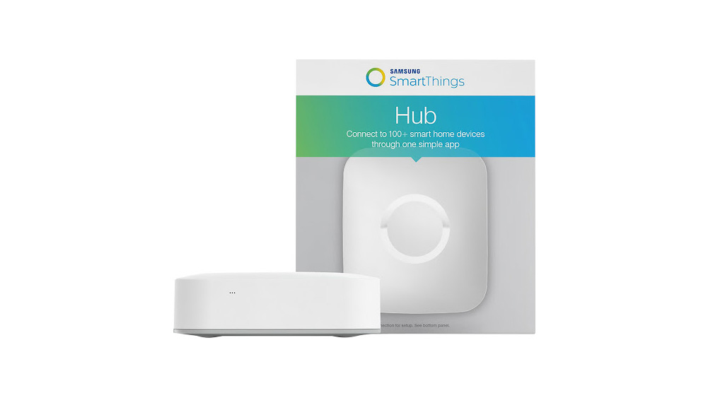 samsung hintthings hub i Philips Hue veza