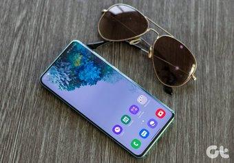 Top 10 prvih stvari koje treba učiniti sa Samsungom Galaxy S20 i S20 1 alternativni izgled