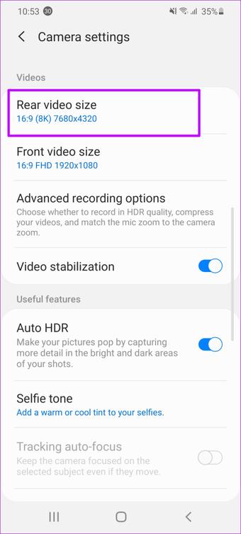 Najbolji Samsung Galaxy Savjeti i trikovi za fotoaparate S20 i S20 8