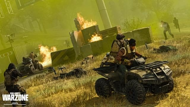Možete li istovremeno opremiti Overkill i Ghost u Call of Duty Warzone