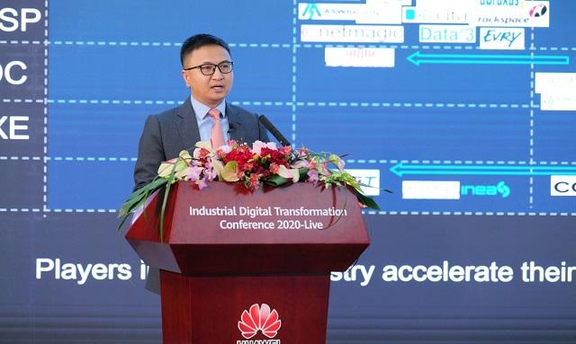 Huawei Omogućuje AI i hibridni oblak implementirajući transformaciju arhitekture podataka s više stanara 1