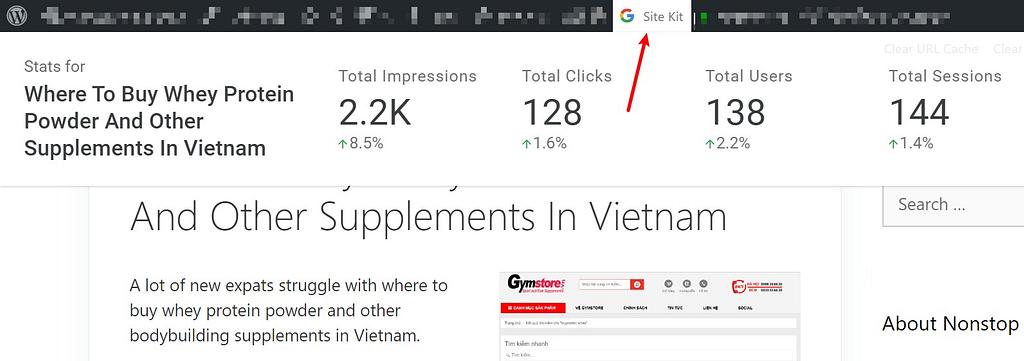 Kako se koristi WordPress dodatak Google Site Kit (cjeloviti vodič) 1